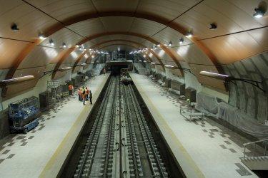 Новият лъч на метро - със 120 млн. лв. по-икономичен от стария