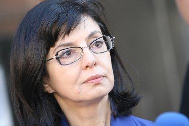 Кунева: Референдумът за АЕЦ