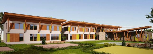 Започна строежът на детска градина в село Герман