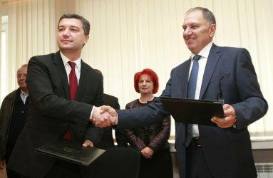 Държавата ще подкрепя хипермаркет само за български стоки