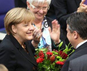 Бундестагът одобри новото правителство на канцлера Ангела Меркел