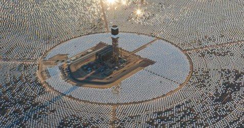 САЩ откриха най-голямата в света слънчева електроцентрала