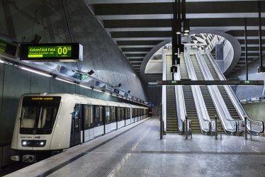 Първата безпилотна линия на метрото в Източна Европа е в Будапеща