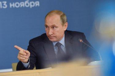 Русия води война на нерви