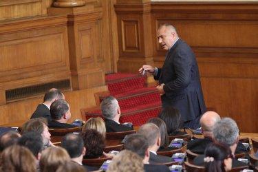 Борисов не се тревожи от ултиматумите на Патриотите
