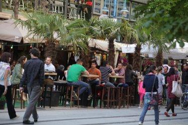 Витошка пада в класацията на главните търговски улици в света
