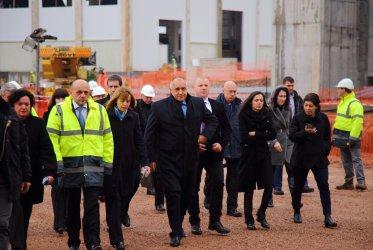 Борисов заръча да се посадят макове около завода за отпадъци