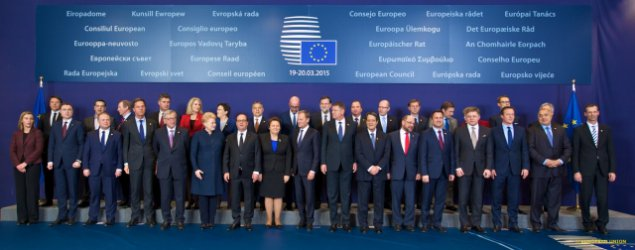 ЕС обвърза санкциите срещу Русия с пълното изпълнение на споразумението от Минск