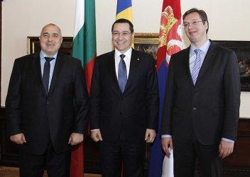 България, Румъния и Сърбия създават