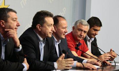 Вигенин и Кутев освободени от управата на БСП, Стойнев оцеля