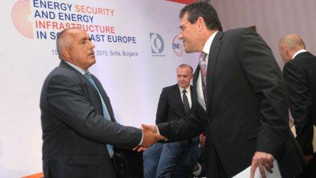 Борисов обясни как газов хъб решава проблемите му с Русия и Европа