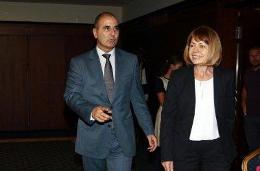 Фандъкова иска трети мандат и пълно мнозинство на ГЕРБ, за да