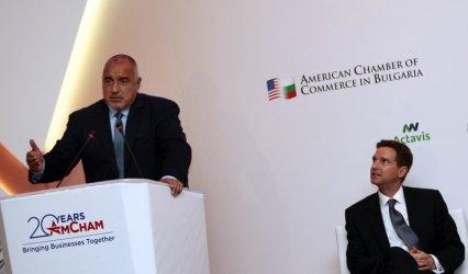 Борисов не се разграничи от плана за одържавяване на американски инвестиции