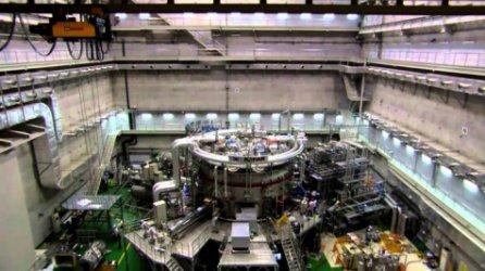 Отлага се пускът на термоядрения реактор