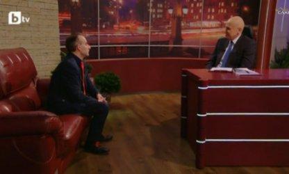 Слави Трифонов предложи работа на Петър Волгин в шоуто си
