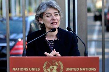 Ирина Бокова: Мирът трябва да бъде изграждан в училището