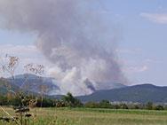 Червен код за пожари е обявен за голяма част от страната