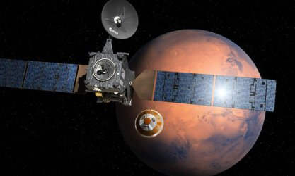 Европейски апарат се очаква да кацне на Марс