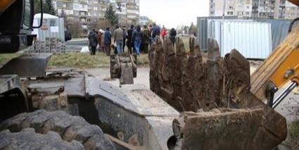 """Столична община откри нередности и спря временно строежа в """"Младост"""""""