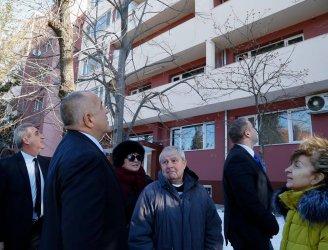 Борисов: На пролет, като съм по-свободен, ще си санирам у Банкя къщата