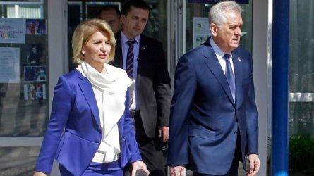 Обискираха фондацията на съпругата на сръбския президент