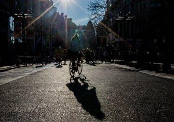 Според британски учени карането на велосипед намалява два пъти риска от рак