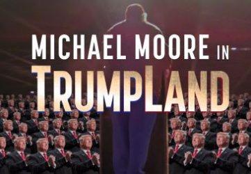 Майкъл Мур подготвя документален филм за Доналд Тръмп