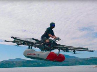 """""""Епъл"""" и """"Гугъл"""" в надпревара за пуска на летящи автомобили"""