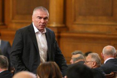 Цацаров иска имунитетите на Марешки и двама от депутатите му по ново дело за рекет