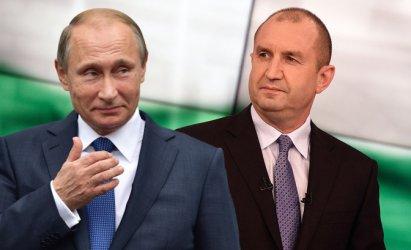 """Путин вижда """"незадействан потенциал"""" в България"""