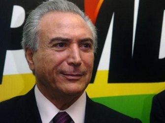 Върховният съд на Бразилия спира процеса срещу президента Темер