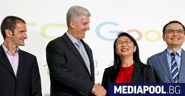 Гугъл подписа с HTC смартфон сделка за 1.1 млрд. долара ...