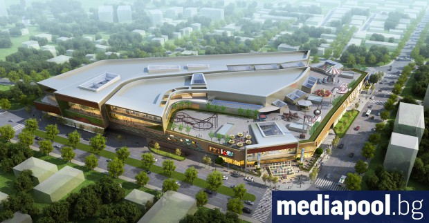 Най-големият столичен мол