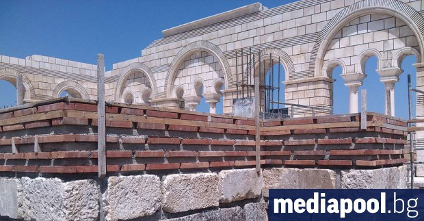 Реконструкция на Плиска ГЕРБ подготвя законопроект за старите български столици,