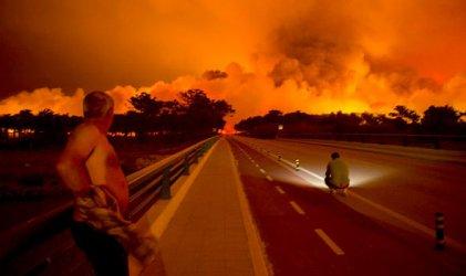 Най-малко девет загинали при пожари в Португалия и Испания