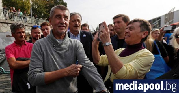 Андрей Бабиш Парламентарните избори в Чехия днес и утре се