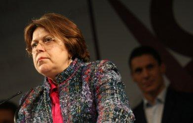 Татяна Дончева: Те са си – ГЕРБ, БСП, ДПС и главния прокурор