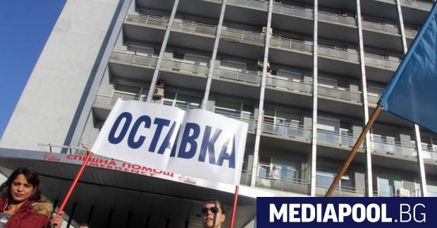 """Работещи в института за спешна медицинска помощ """"Пирогов"""" за четвърти"""