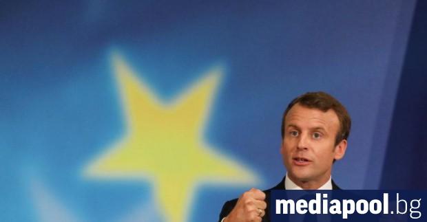 Еманюел Макрон Френският президент Еманюел Макрон получи престижната германска награда