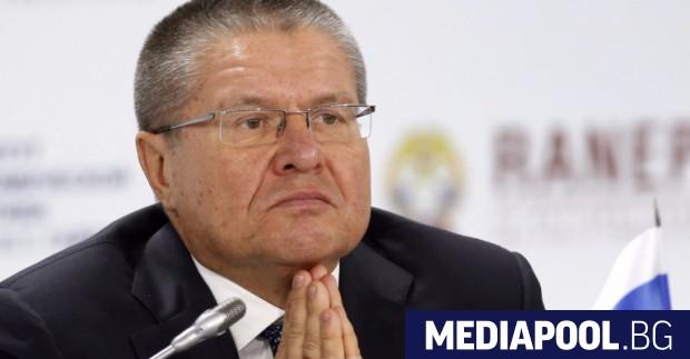 Алексей УлюкаевБившият руски министър на икономиката Алексей Улюкаев, който е