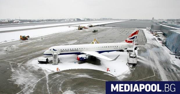 Летищата на британските градове Бирмингам и Уест Мидландс, както и