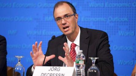 МВФ: Главната задача пред България е вдигането на доходите