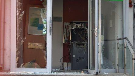 """Не са откраднати пари от взривения банкомат в столичния квартал """"Люлин"""""""