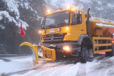 Неделята донесе в цялата страна студ, дъжд и сняг