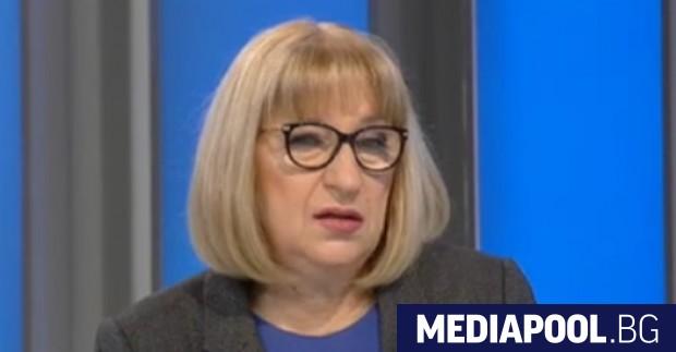 Правосъдният министър Цецка Цачева отвори в сряда цял нов фронт