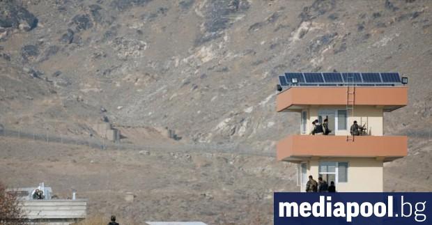 Център за военна подготовка на афганистанските разузнавателни служби в западната