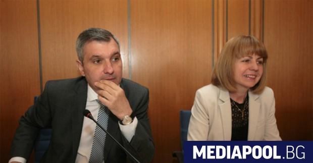 Елен Герджиков и Йорданка Фандъкова. Снимка: БГНЕССтоличната община обяви, че