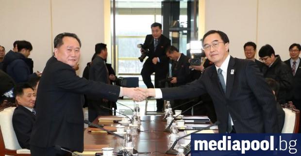 Северна Корея ще изпрати спортисти и делегация на високо равнище