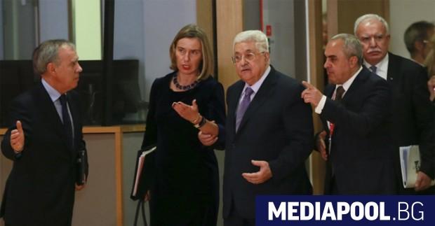 Върховният представител на Европейския съюз за външната политика и сигурността