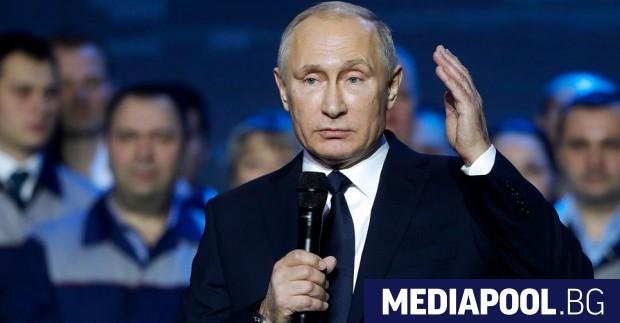 Владимир Путин Изолационизъм, засилване на репресиите, продължение на сегашната